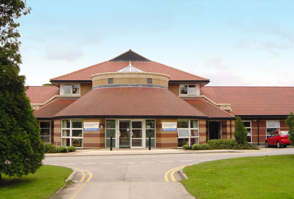 fj architects education amp health   castle hill hospital cottingham